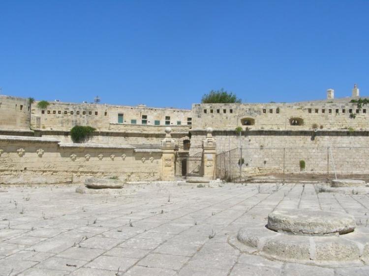 Forte Sant'Elmo a La Valletta