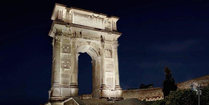 Arco di Traiano ad Ancona