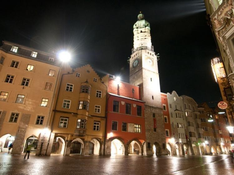 Cosa fare a Innsbruck di sera