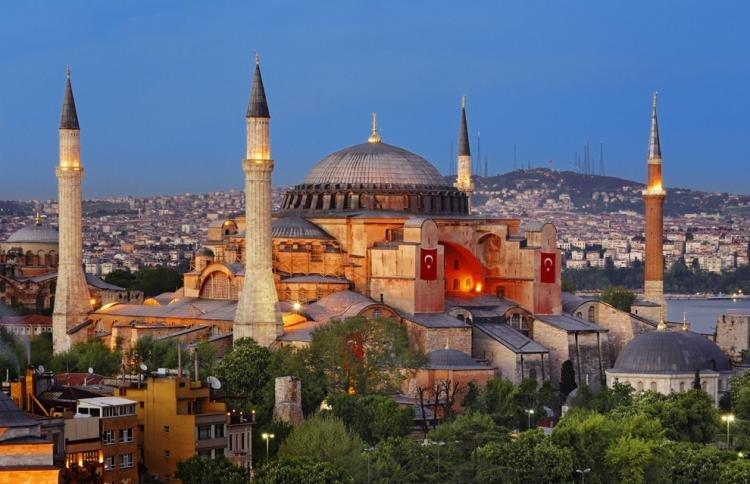 Basilica di Santa Sofia di Istanbul