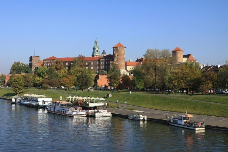 Castello del Wawel a Cracovia