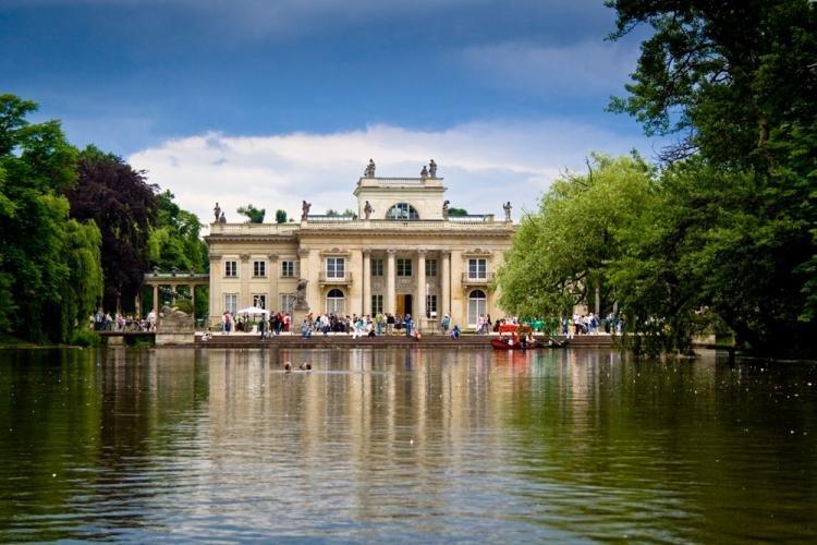 """Parco Reale """"Lazienki Królewskie"""" di Varsavia"""