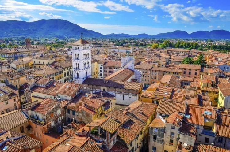 Guida di Lucca