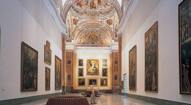 Museo de Bellas Artes di Siviglia
