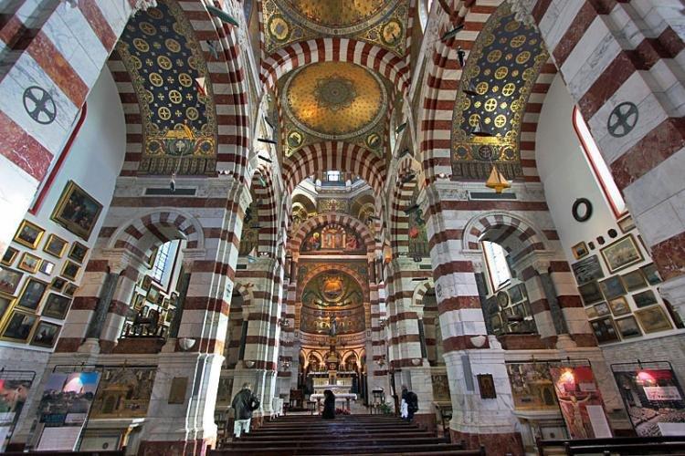 Notre Dame de la Garde a Marsiglia