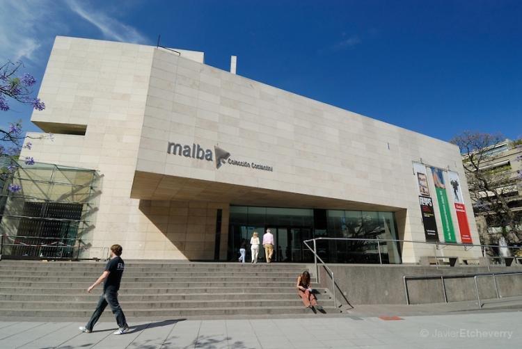 Museo Malba a Buenos Aires