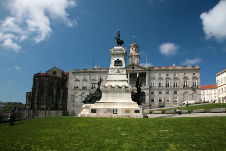 Palacio da Bolsa di Porto