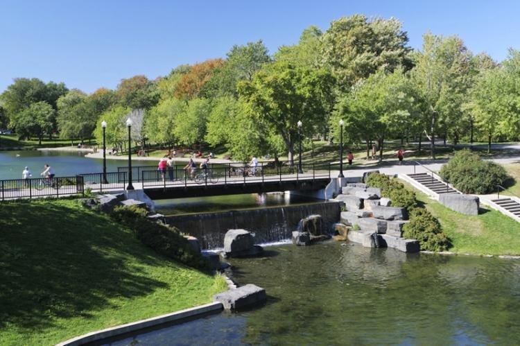 Parc du Mont-Royal a Montreal