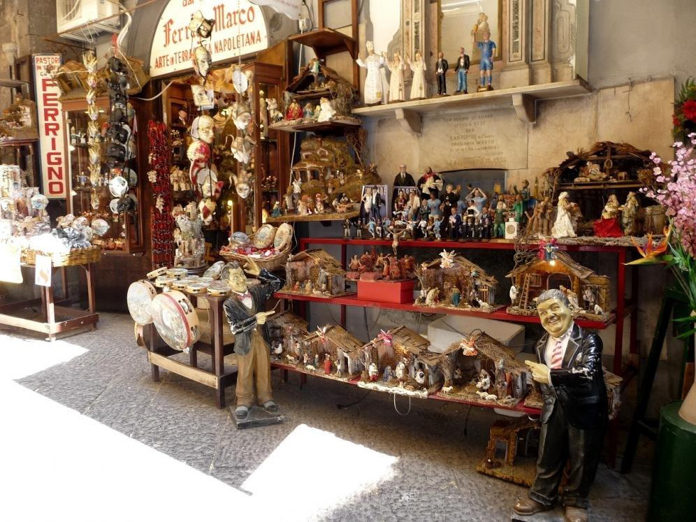 Mercatini di Natale a Napoli, fra tradizione e magia
