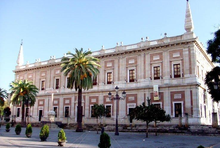 Alcazar di Siviglia