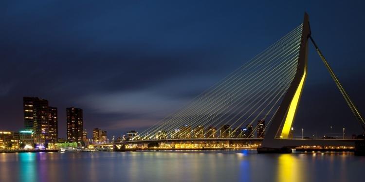 Soggiornare a Rotterdam