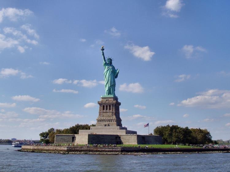 Statua della Libertà a New York