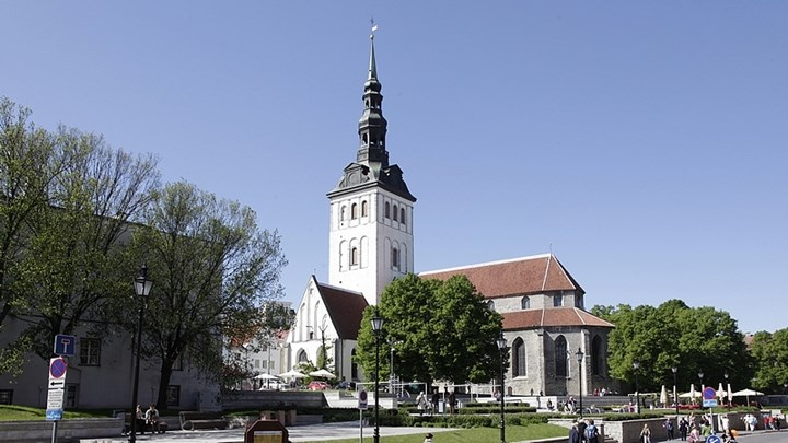 Chiesa di San Nicola a Tallinn