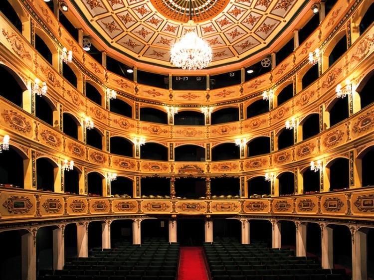 Teatro Manoel a La Valletta