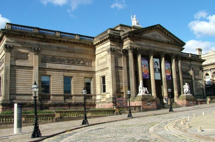 Walker Art Gallery di Liverpool