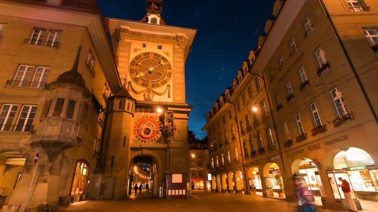 Cosa fare a Berna di sera