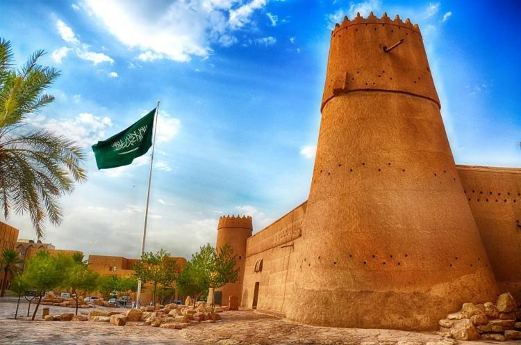 Fortezza di Masmak a Riyad