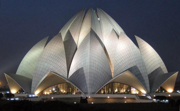 Tempio del Loto di Nuova Delhi