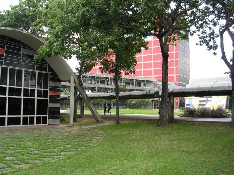 Università Centrale del Venezuela a Caracas