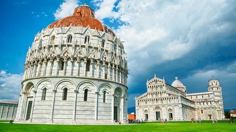 Battistero di San Giovanni a Pisa