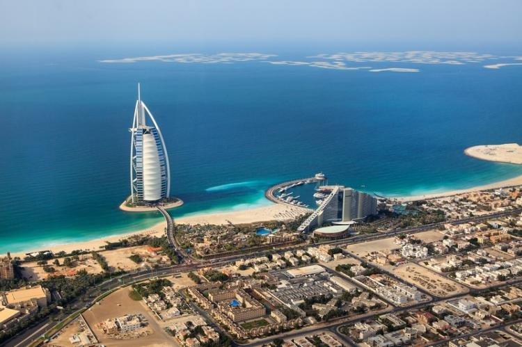 Burj Al Arab a Dubai