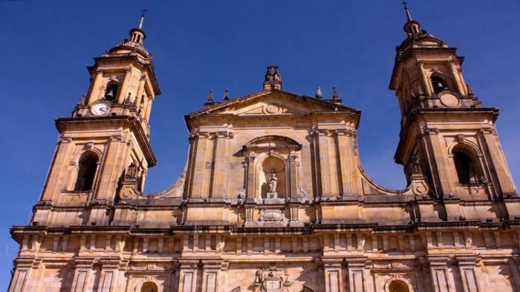 Catedral Primada de Colombia di Bogotà