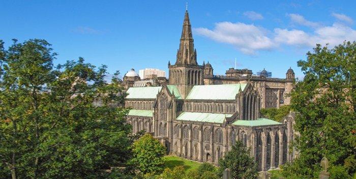 Cattedrale di San Mungo a Glasgow