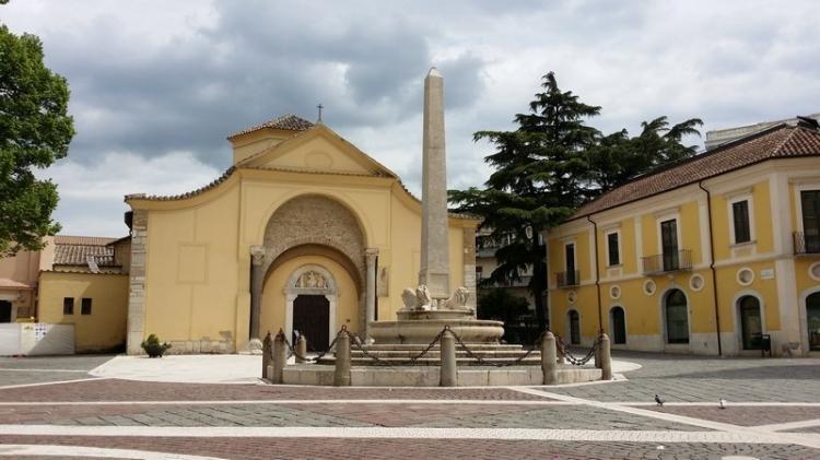 Chiesa di Santa Sofia a Benevento