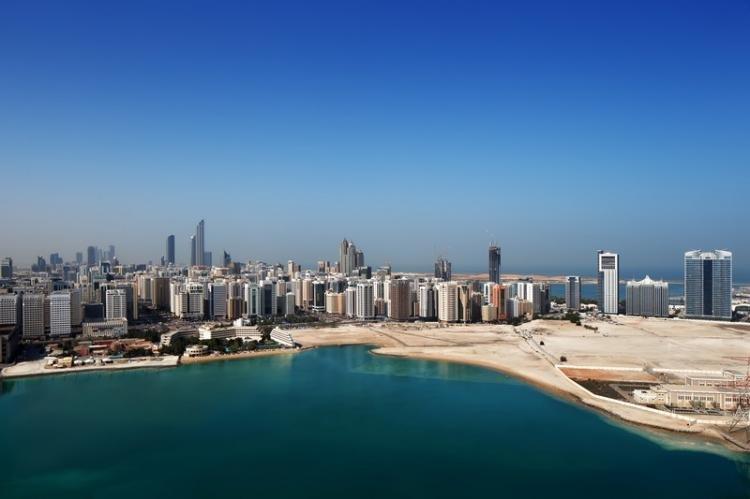 Corniche ad Abu Dhabi