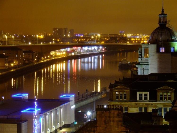 Cosa fare a Glasgow di sera