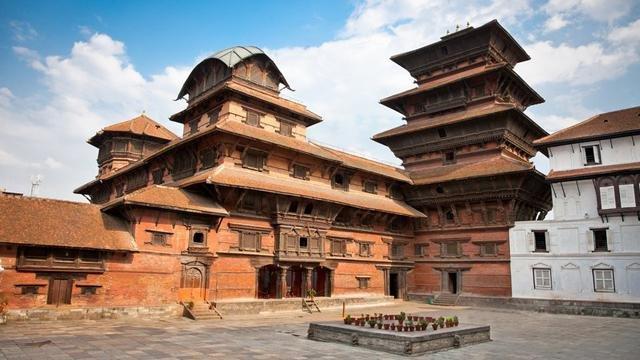 Hanuman Dhoka a Kathmandu