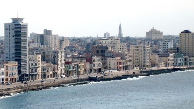 Malecon a L'Avana