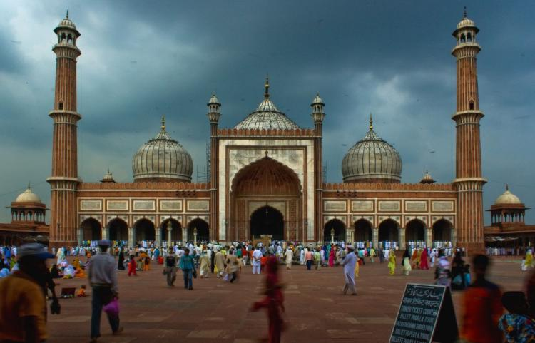 Jama Masjid di Nuova Delhi