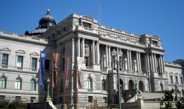 Library of Congress di Washington