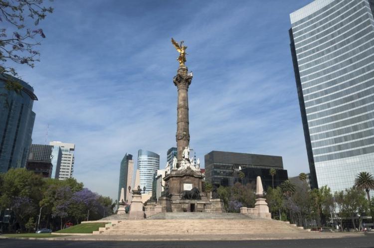 Colonna dell'Indipendenza a Città del Messico