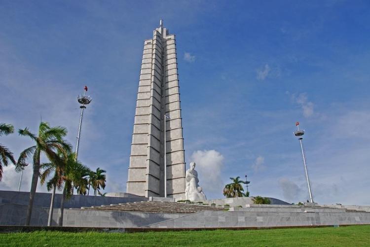 Monumento a José Martí a L'Avana