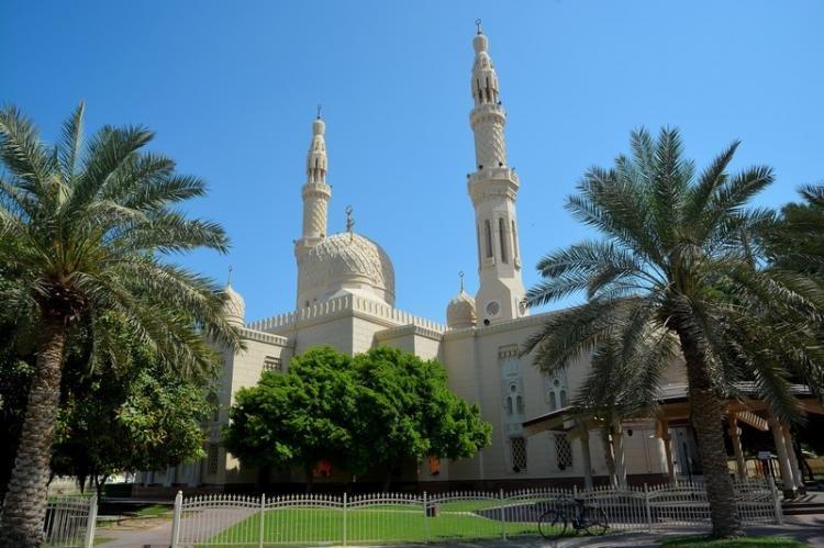 Moschea di Jumeirah a Dubai