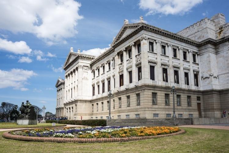 Palacio Legislativo di Montevideo