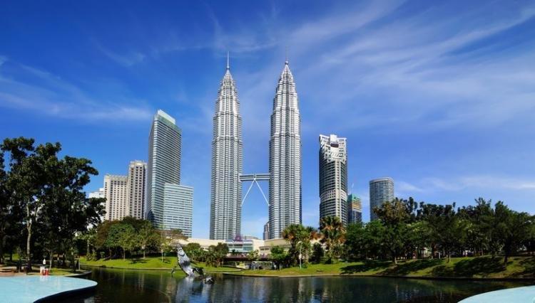 Petronas Twin Towers a Kuala Lumpur