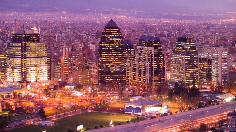 Cosa fare a Santiago del Cile di sera