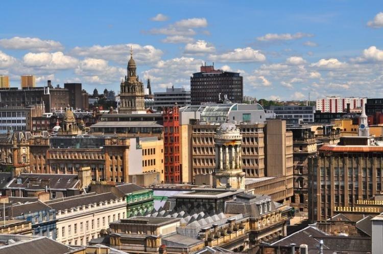 Soggiornare a Glasgow