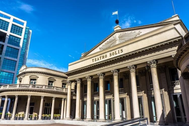 Teatro Solis a Montevideo