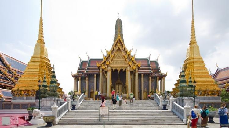 Wat Phra Kaew a Bangkok