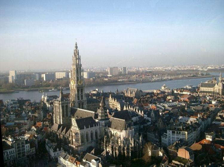 Hofstraat di Anversa