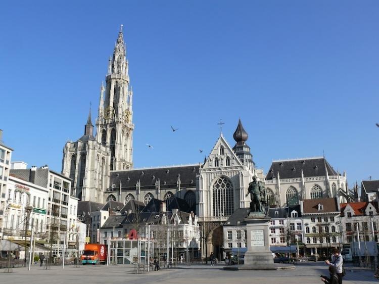 Soggiornare ad Anversa