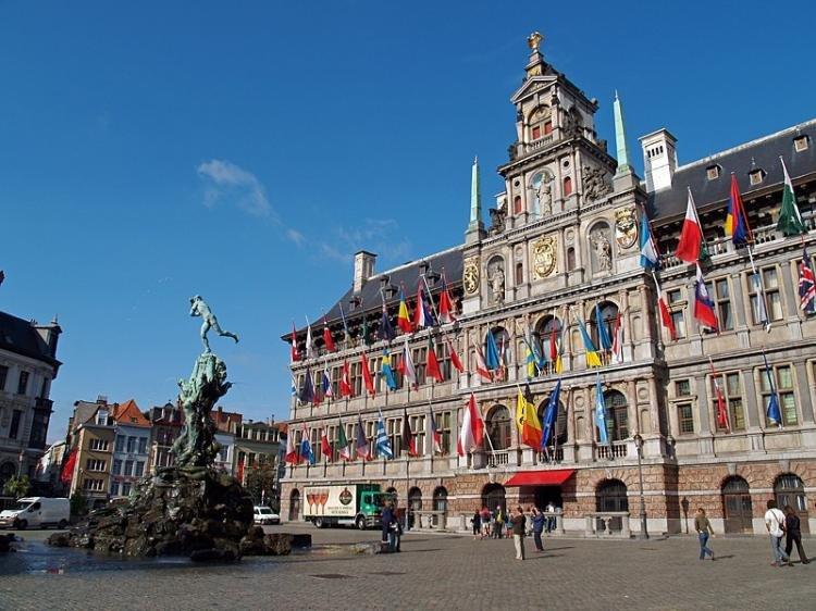 Guida di Anversa