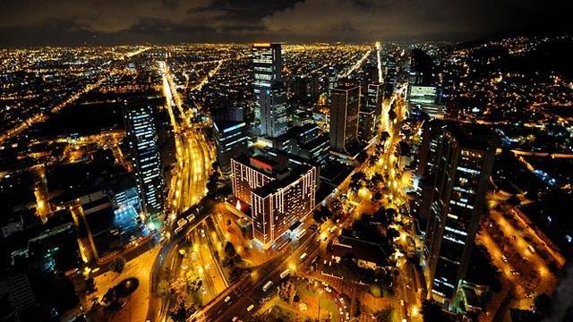 Cosa fare a Bogotà di sera