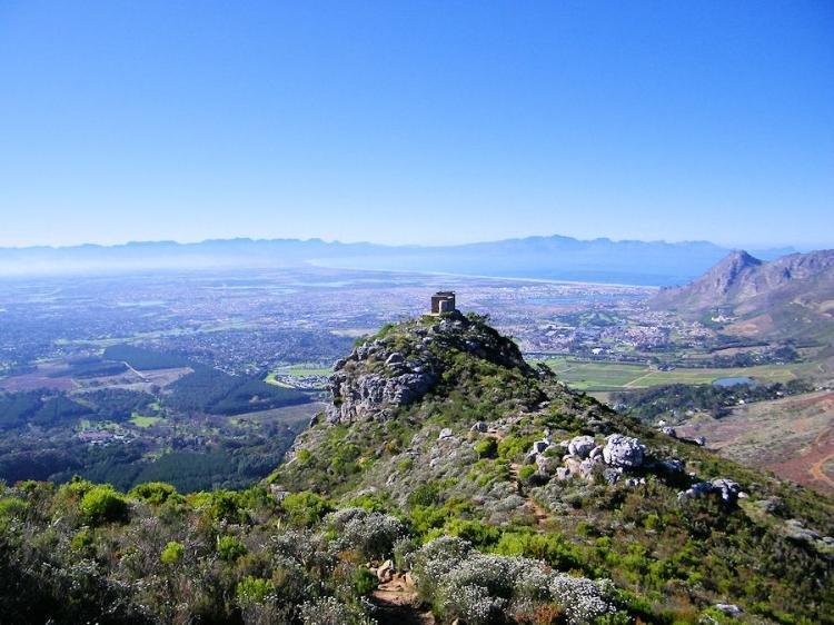 Parco Nazionale di Table Mountain a Città del Capo