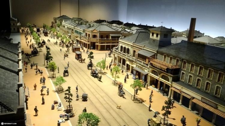 Edo-Tokyo Museum a Tokyo