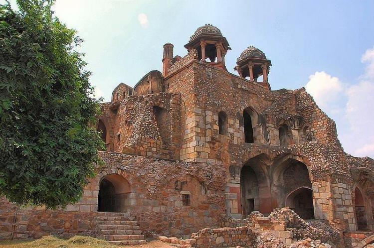 Purana Qila di Nuova Delhi